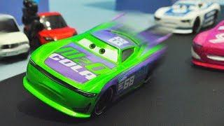 Disney Cars 3 : H.J. Hollis - Next Generation Racer!  - StopMotion