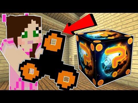 Minecraft: MARS LUCKY BLOCK!! (LUCK OF THE PLANET!) Mod Showcase