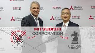 PitStopArabia.com Attracts Mitsubishi Corporation as a Strategic Investor(Press Video: AETOSWire)