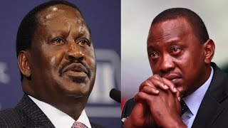 Kenya Heading for Coalition Government with Two Presidents