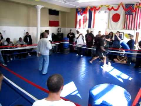 Anthony Turner vs. Bagua Kung Fu