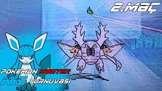 Pokemon Master Kış Turnuvası Wifi Savaşı [ORAS & XY]- CaptainFlygon vs Conqad