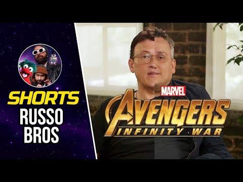 Russo Bros Answer Infinity War Fan Questions