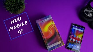 Nuu Mobile G1 Unboxing & First Impressions.... It's Only $99