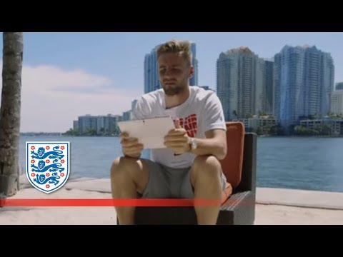 Luke Shaw Twitter Q&A in Miami | Your Questions