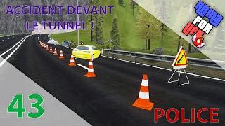 [Arma 3 Life] POLICE | Episode n°43 : Accident à l'entrée du tunnel !