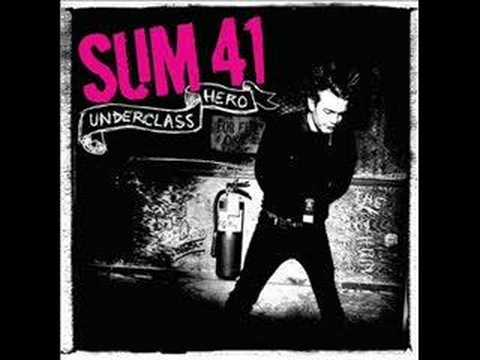 Best Of Me-Sum 41