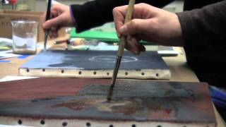 Art Conservation Department: Painting Specialization