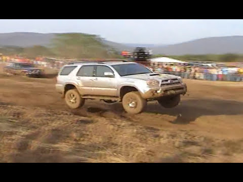 4RUNNER vs Samuray