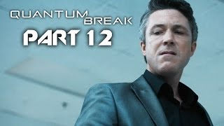 Quantum Break Gameplay Walkthrough Part 12 - JUNCTION 4 SURRENDER (Full Game)