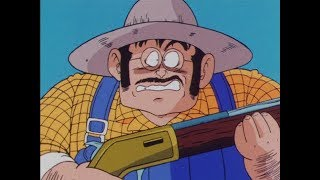 Farmer with a Shotgun in the Tournament of Power