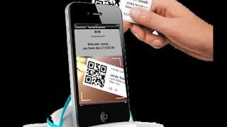 Student attendance using QR code card