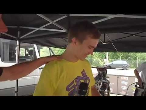 Motocross MX3 World Championships, Antti Pyrhönen and Ludde Söderberg in Croatia MX3