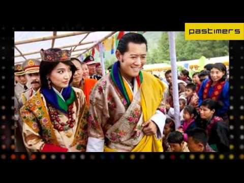 Bhutan King's dream wedding