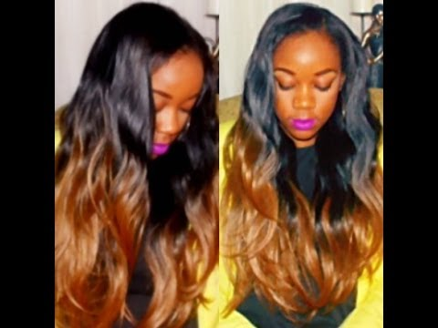 Model Model Equal Brazilian Curl Weave 55