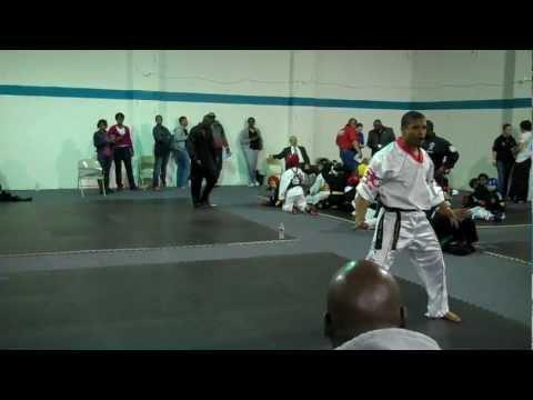 Jason Tankston - Challenge of Champions II Martial Arts Tournament - May 14, 2011