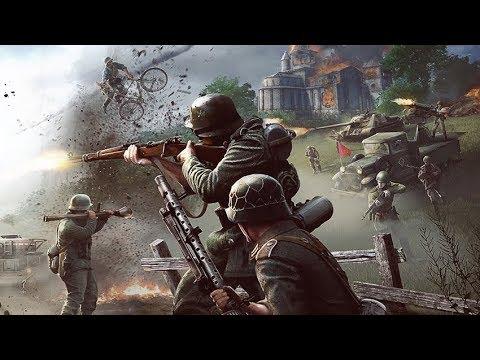 Heroes and Generals смотрим что за игра! ☝ 18+