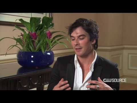 Ian Somerhalder - The Vampire Diaries - Vampire In Love