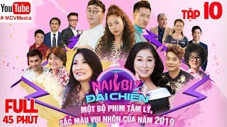 NAILBIZ WAR - EPISODE 10 - FULL| Vietnamese Home Movie 2019