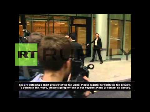 UK: Exiled Russian Tycoon Berezovsky dead at 67