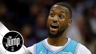 Reaction to Hornets making Kemba Walker available for trade talks | The Jump | ESPN