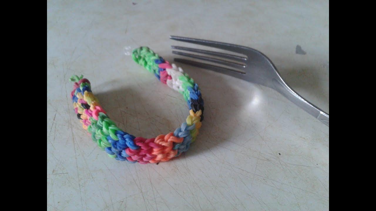 Как сделать браслет чешуя