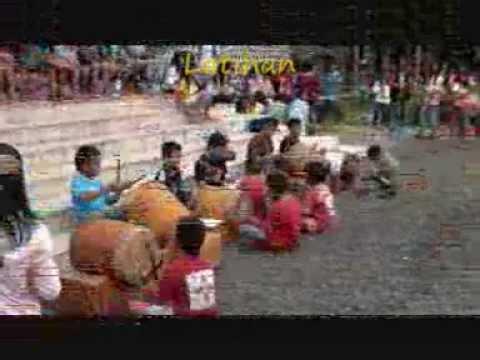 Persiapan Pagelaran Kolosal 100 tahun IMT - Rantepao - Toraja Utara - Juni/Juli 2013