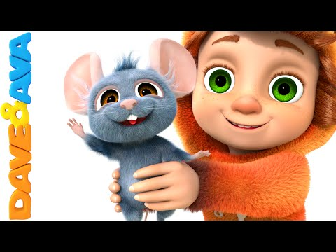One Little Finger Part 2 | Nursery Rhymes and Baby Songs from Dave and Ava