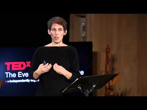 Time for the happy ending: Anne de Marcken at TEDxTheEvergreenStateCollege