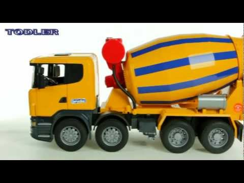 Toy Scania R Series