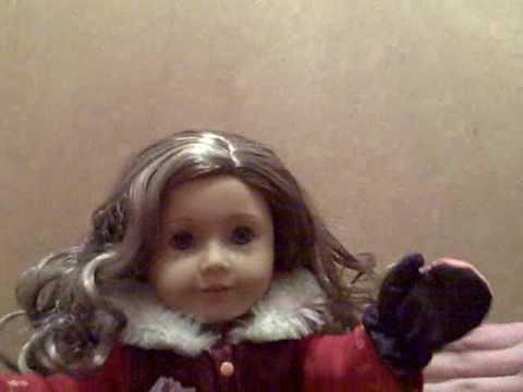 How to Fix Your American Girl Dolls Curly Hair