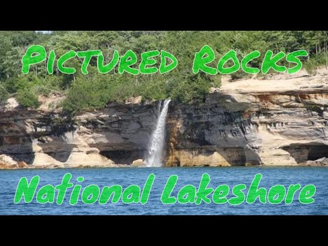 Where?  - Pictured Rocks National Lakeshore upper Michigan (Highlights)
