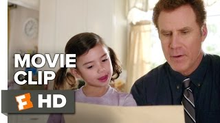 Daddy's Home Movie CLIP - Poop Hair (2015) - Will Ferrell Comedy HD