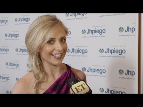 Sarah Michelle Gellar on Resurrecting 'Buffy': Expectation Level Would Be 'Difficult' to Top