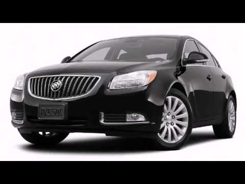 2012 Buick Regal Video
