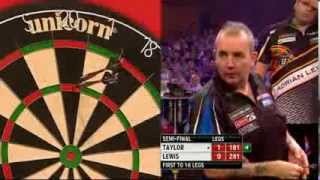 Phil Taylor - Adrian Lewis | Best darts match ever