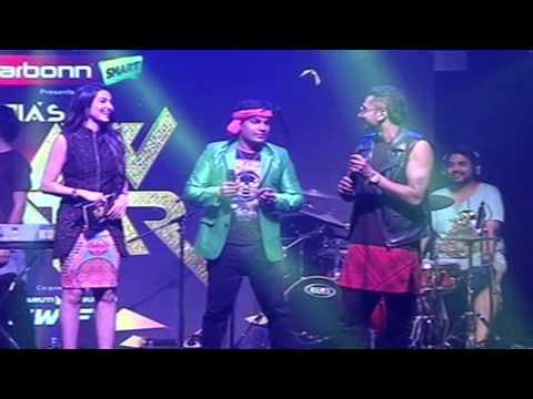 India's Raw Star | Yo Yo Honey Singh,Gauhar Khan at Show Launch | Perss Conference!