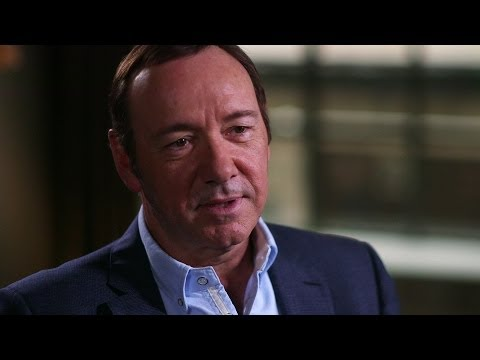 Kevin Spacey on Richard III, House of Cards and ten years at the Old Vic - Newsnight