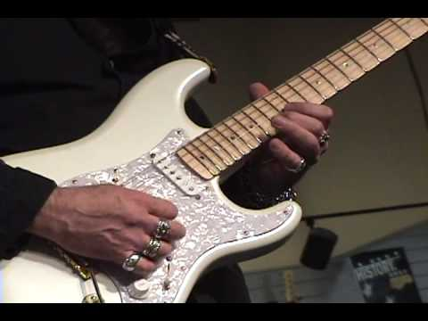 Joe Stump - Guitar Showcase - Sam Ash Cincinnati June 2010