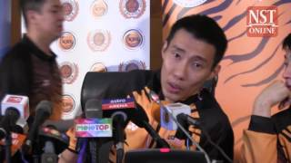 Chong Wei on Lin Dan's 'bromance letter': Do they think we're in love