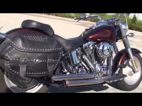 Used 2005 Harley Davidson Fat Boy Motorcycles for sale - Zephyrhills, FL