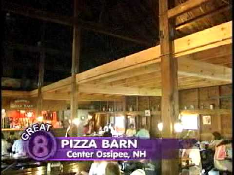 Pizza Barn - Center Ossipee, NH (Phantom Gourmet)