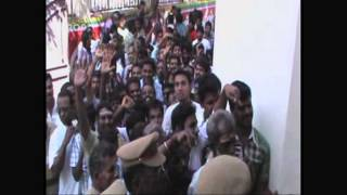 Lingaa Celebrations    First Day First Show   Dindugal