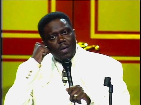 Bernie Mac « I Ain't Come Here To Work » Kings of Comedy