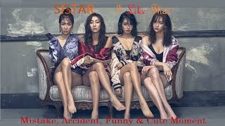 PART 308: Kpop Mistake & Accident [SISTAR 'I like That']