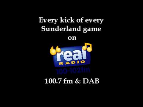 Real Radio Commentary - Portsmouth v Sunderland 23/01/10 (FA Cup)