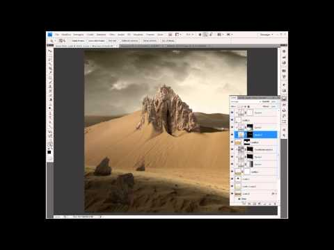 "Matte Painting - The Making Of ""The New World Messiah"""