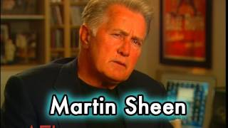 Martin Sheen on PLATOON