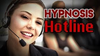 Whatever You Do DON'T Call This Phone Number | Solving Hypnosis Hotline