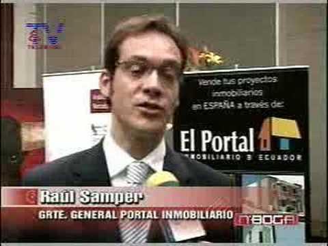 Conferencia anual del portal Inmobiliario Quito